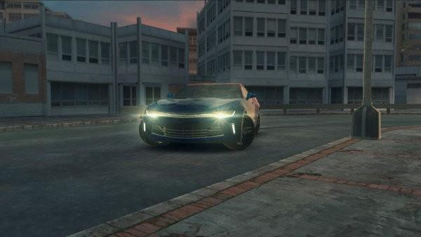汽车驾驶模拟器2021免费版中文版