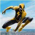 黄色蜘蛛英雄安卓版手机版