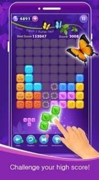 美丽的蝴蝶积木游戏安卓版