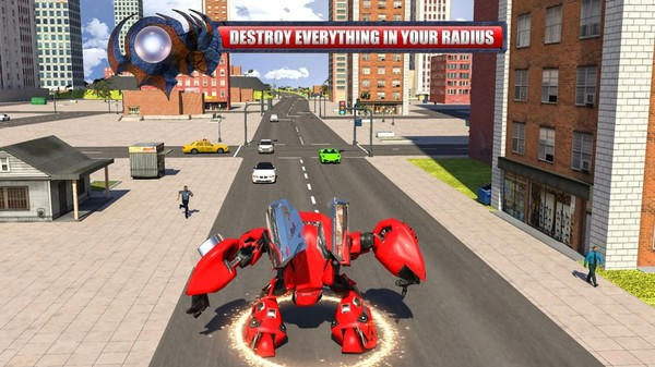 飞天螳螂机器人安卓版