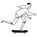 滑板小仙女游戏官网版手机版