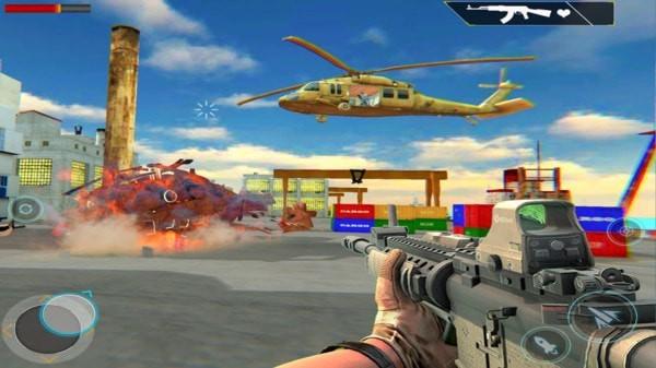 直升机狙击手游戏安卓版
