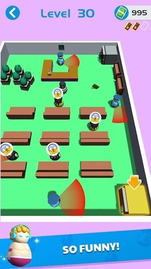 小偷特工3D游戏最新版