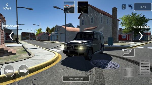 漂移停车模拟完整版