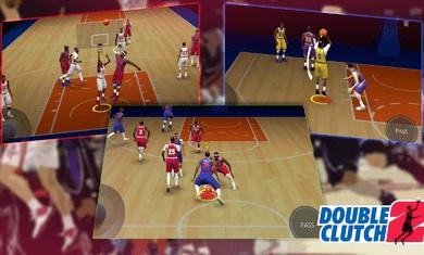 模拟篮球赛游戏正式版