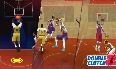 模拟篮球赛游戏官方版
