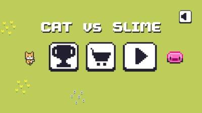 像素猫大战史莱姆中文版正式版