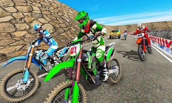 2021摩托车锦标赛正式版