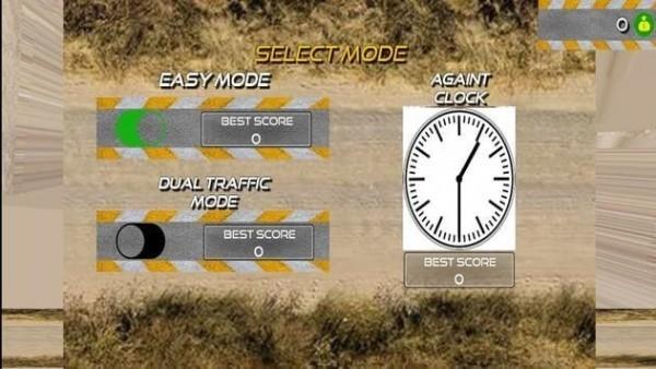 沙漠公路奔跑手机版
