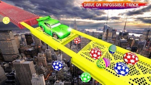 超级车轨道赛中文版正式版