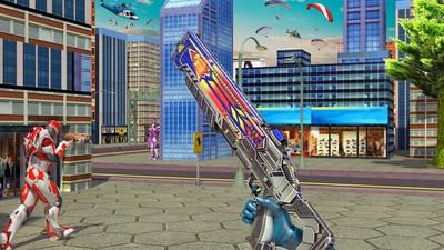 机器人枪火重生官方版