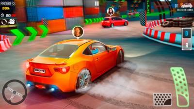 漂移和驾驶赛车游戏安卓版中文版