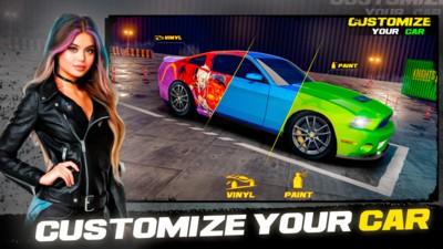 漂移和驾驶赛车游戏安卓版