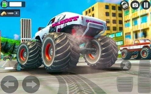 怪物卡车城市特技最新版官方版