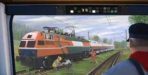 石油火车驾驶游戏最新版