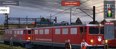 石油火车驾驶游戏最新版安卓版