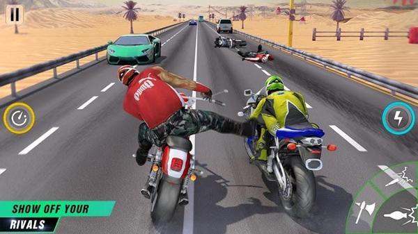 摩托车战斗2021免费版