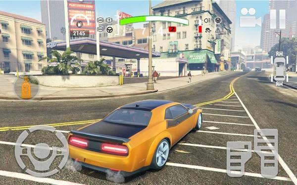 城市汽车挑战赛中文版安卓版