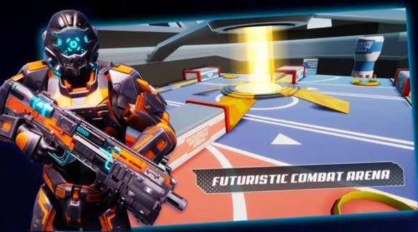 未来派战斗射击最新版