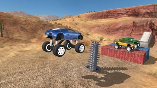狂暴赛车驾驶游戏下载最新版