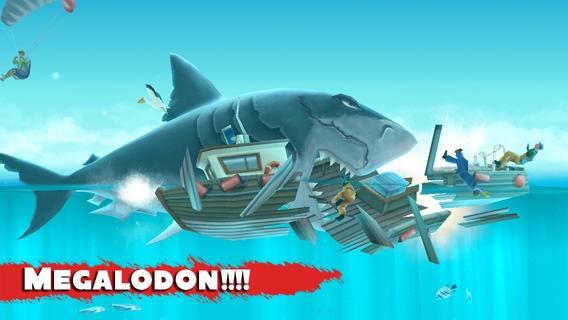 饥饿的鲨鱼进化中文版钻石版