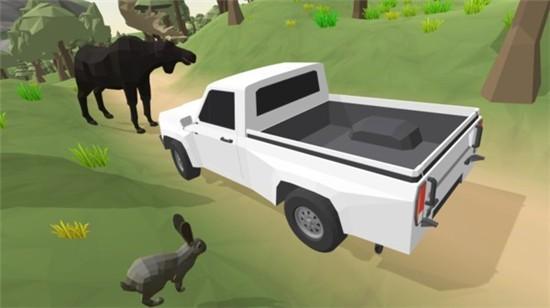 牧场荒野猎人游戏中文版