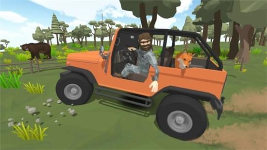 牧场荒野猎人游戏